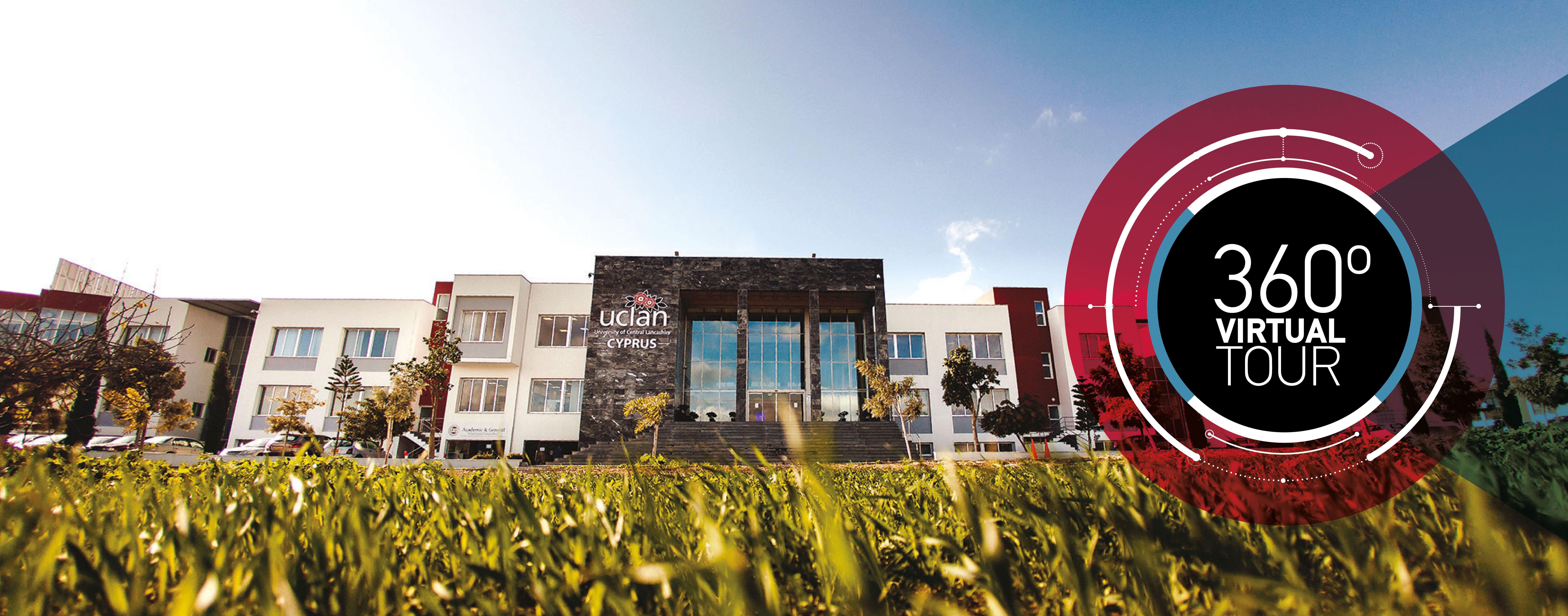 Uclan - Đại học Central Lancashire Síp 1 khóa học 2 bằng cấp UK và Síp.