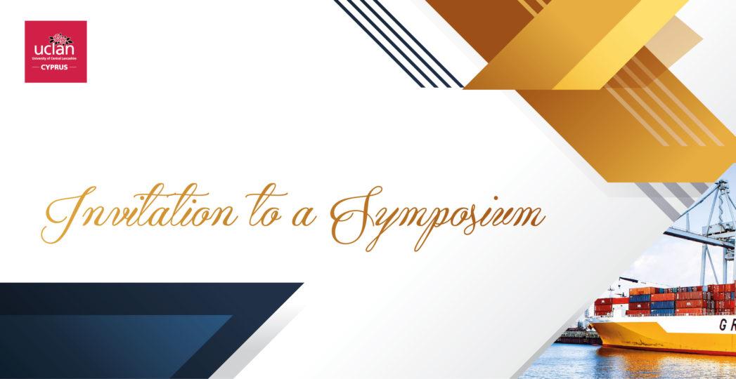 Invitation To A Symposium UCLan Cyprus