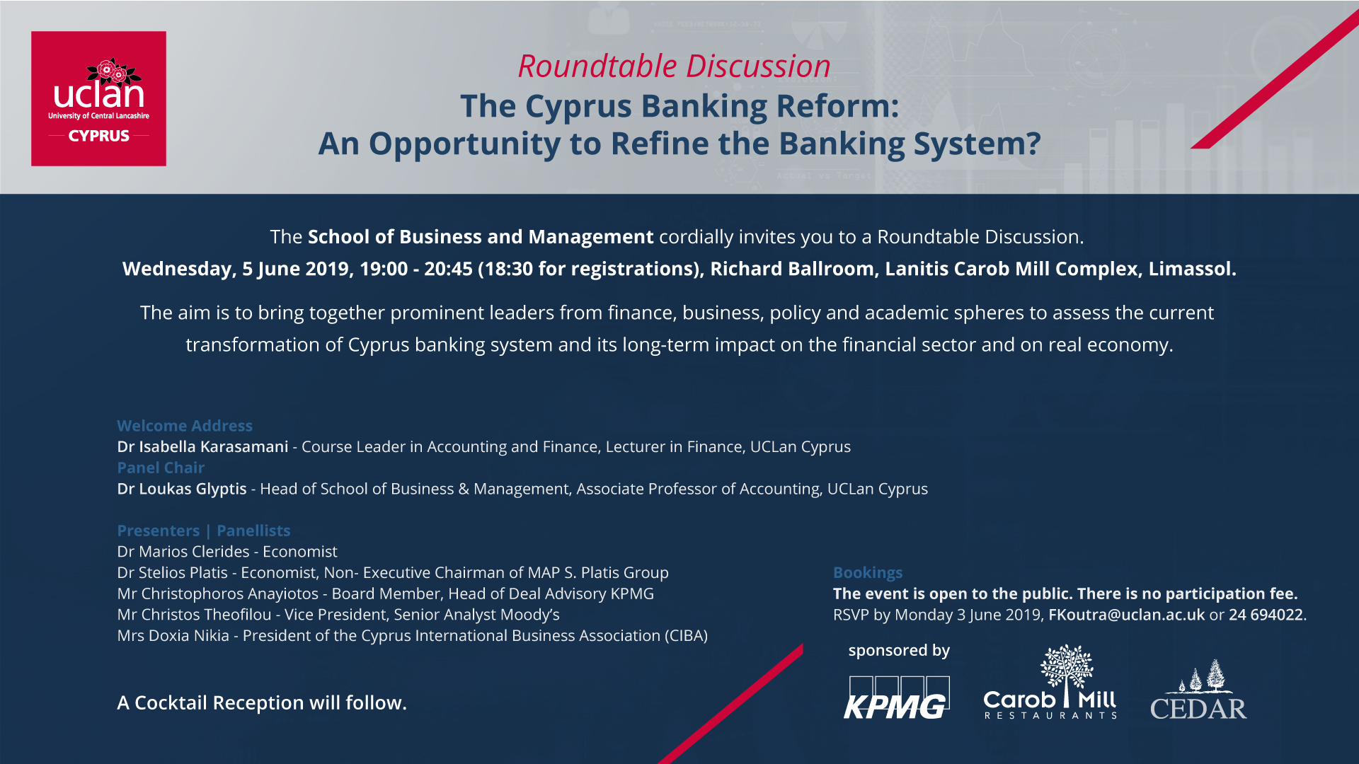 The Cyprus Banking Reform: An